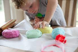 Natural Gluten Free Play Dough Recipe (Vegan, Playdoh Alternative) |  Against All Grain - Delectable paleo recipes to eat & feel great